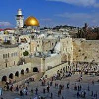 Mumbai - Amman - Dead Sea - Madaba - Mt. Nebo - Kerak - Petra - Wadi Rum - Aqaba - Eliat - Jerusalem - Nazareth - Acre - Haifa - Bahai Temple - Garden - Kibutz - Tel Aviv - Mumbai
