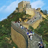 Mumbai - Beijing - Chongquing - Yangtze Cruise - Three Gorges - Shanghai - Huangpu River Cruise - Guilin-Li River Cruise