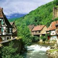 France - Belgium - Germany - Switzerland