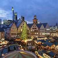 Frankfurt - Weimar - Berlin - Poznan - Warsaw - Auschwitz - Budapest - Vienna - Prague -  Munich