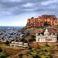 Kolkata - Agra - Bharatpur - Ranthambore - Jaipur - Khimsar - Jaisalmer - Jodhpur - Kumbhalgarh - Udaipur