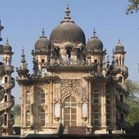 Mumbai - Bhavnagar - Palitana - Ahmedpur Mandvi - Sasan Gir - Junagadh - Rajkot - Wankaner - Ahmedabad - Mumbai