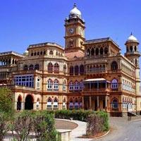 Ahmedabad - Jambughoda - Chhota Udaipur (Chhota Udepur) - Jambugodha - Uthelia - Bhavnagar - Palitana - Gondal - Wankaner - Ahmedabad