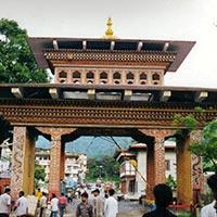 Phuentsholing - Thimphu - Paro