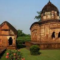 Kolkata - Shantiniketan - Bishnupur