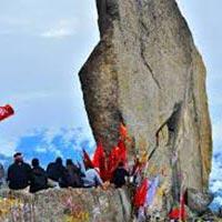 Kalka - Chandigarh - Shimla - Sangla - Kalpa - Rampur - Manali - Rothang pass - Solang Valley