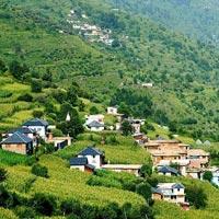Chandigarh - Nalagarh - Chail - Shimla - Manali - Palampur - Dharamshala - Pragpur - Chandigarh