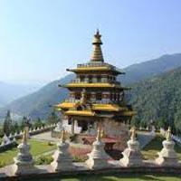 Paro - Thimphu - Wangdue - Punakha - Haa - Taktsang - Goempa
