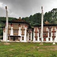 Paro - Punakha - Bumthang - Trongsa - Thimphu - Taktsang Goempa