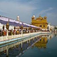 Amritsar - Katra - Patnitop - Jammu