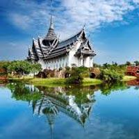 Phuket - Phi Phi Island - Phuket Fantasea - Bangkok Sightseeing