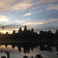 Angkor Wat - Siem Reap -ca Cambodia