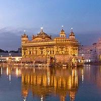 Amritsar - Jalandhar - Ludhiana - Patiala - Chandigarh