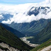 Gangto - Lachung - Yumthang - Gangtok