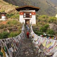 Thimphu - Paro - Wangdue