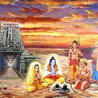 Rameshwaram Jyotirling - Tirupati Balaji - Kanyakumari - Madurai - Sundereshwar Mahadev - Minakshi Temple - Mallikarjun Jyotirling - Padmanabh Swami - Kerala - Trivendrum - Golden Temple - Vellore