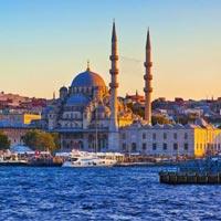 Istanbul - Kayseri - Cappadocia - Izmir - Kusadasi