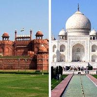 Delhi - Jaipur - Agra - Varanasi - New Delhi