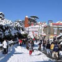 Shimla - Kufri - Chail - Chandigarh