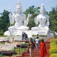 Visakhapatnam - Rushikonda - Kailasagiri - Rk Beach - Dolphin'S Nose - Simhachalam - Araku - Borra Caves - Tatipudi Reservoir
