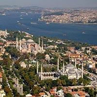 Istanbul - Konya - Ankara - Cappadocia - Kusadasi - Pamukkale - Canakkale - Troy - Pergamum - Ephesus