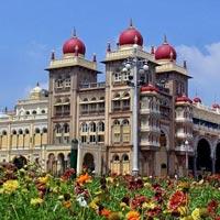 Bangalore - Srirangapatna - Mysore - Madikeri - Hassan - Shravanabelagola - Hospet (Hosapete) - Pattadakal - Aihole - Badami - Belgaum - Goa - Mumbai - Bangalore