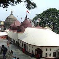 Guwahati - Kamakhya Temple - Shillong - Cherrapunji