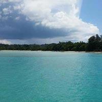 Prot Blair - Barathang - Ross Island -  Havelock - Celular Jail -  Jaroa - Radhanagar Beach - Nil Island