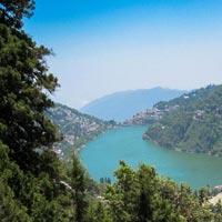 Nainital - Almora - Chaukori Via Patal - Munsiyari - Kausani - Ranikhet