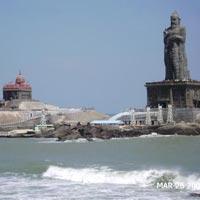 Kanyakumari - Kovalam Beach - Mysore - Ooty - Madurai - Kodaikanal - Rameswaram