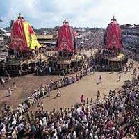 Puri - Jagannath Rath yatra Darshan - Konark - Bhubaneswar