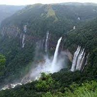 Shillong - Mawlynnong - Dawki - Cherrapunjee - Shillong - Kaziranga - Shillong