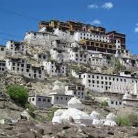 Leh - Alchi - Uletokpo - Khardung la Pass - Leh