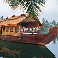 Cochin - Munnar - Thekkady - Alleppey - Cochin