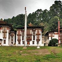 Phuntsholing 2N - Thimphu 2N - Wangdue / Punakha 2N - Bumthang 2N - Paro 2N