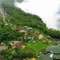 Delhi - Guwahati - Shillong - Cherrapunji