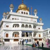 Delhi - Chandigarh - Anadpur Sahib - Ludhiana - Bathinda - Amritsar - Delhi