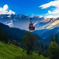 Shimla - Kufri - Naldehra - Chail - Manali - Kullu - Manikaran