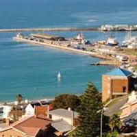 Johannesburg - Mossel Bay - Oudtshoorn - Knysna - Cape Town