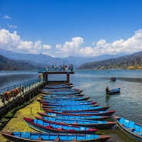 Kathmandu - Pokhara - Lumbini - Jomsom - Chitwan