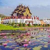 Chiang Mai - Mae Taeng - Mae Kampong - Chiang Mai