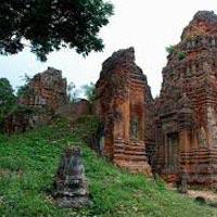Angkor Temples - Siem Reap Street