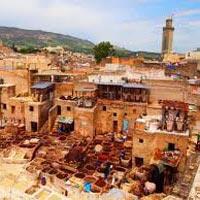 Malaga - Granada - Ronda - Andalusia - Morocco - Rabat - Fes - Marrakech