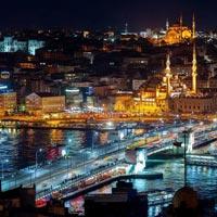 Istanbul - Cappadocia - kusadasi - Antalya - Pamukkale