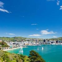 Auckland - Rotorua - Wellington - Christchurch - Queenstown - Christchurch