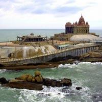 Kanyakumari - Rameswaram - Madurai