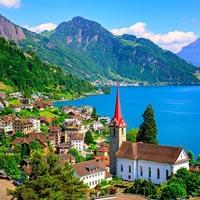 Zurich - Lucerne - Interlaken