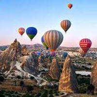 Istanbul - Gelibolu - Pergamon - Pamukkale - Konya - Cappadocia