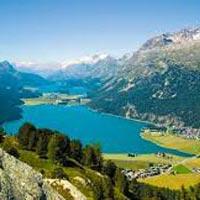 Zurich - Geneva - Interlaken - Zurich