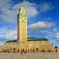 Casablanca - Ouarzazate - Merzouga - Meknes - Casablanca